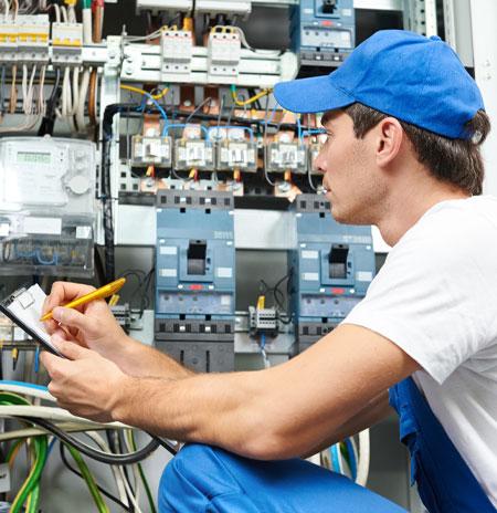 etechnik Schmidt - Job Elektrohelfer